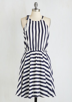 Dockside Dance Party Dress