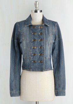 Denim on Earth Jacket