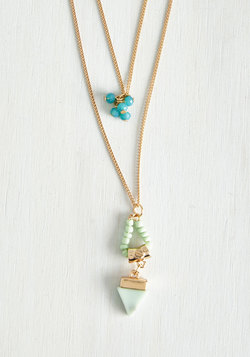 Beadworks Like a Charm Necklace