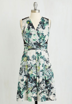 Flourishing Fashionista Dress