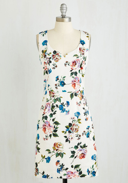Bonny Botanist Dress