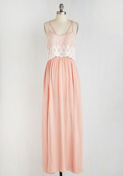 Blush to Conclusions Dress
