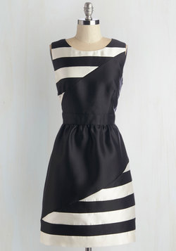 Edgy Chic Dress