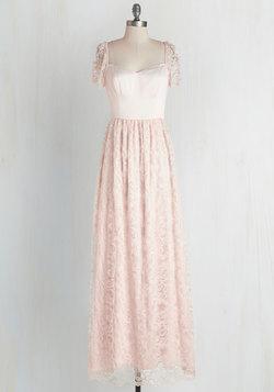 Blush With Destiny Dress