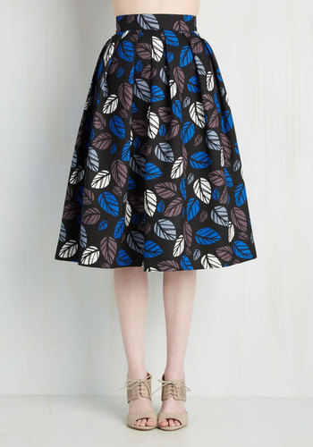 Follow My Leaf Skirt