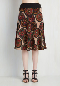 It's Concentric Skirt