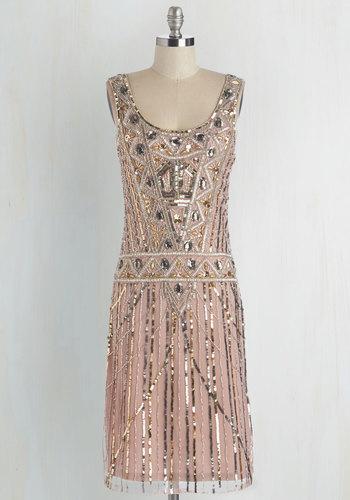 Extravagant Evening Dress $219.99 AT vintagedancer.com