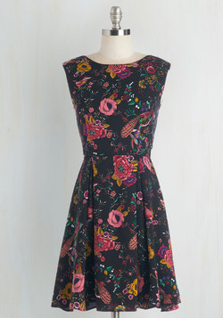 Florida and Fauna Dress