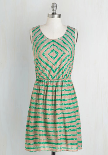 Greenhouse Tour Dress