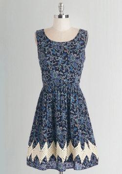 Boho Romance Dress