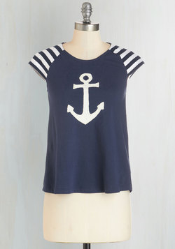 Nautical Me Top