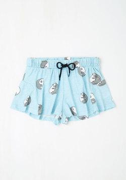 Just Yangin' Out Pajama Shorts