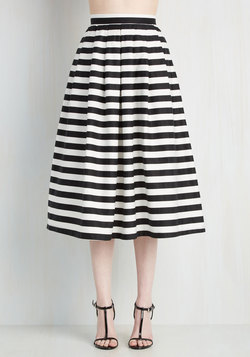 Chic-ing of Which Skirt