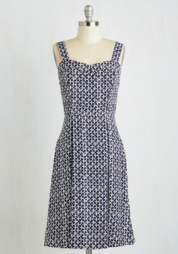 Bistro By the Bay Dress
