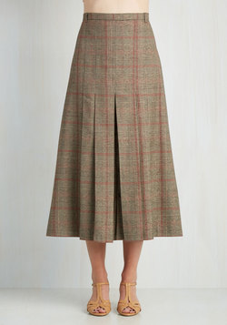 Notable Novelist Skirt