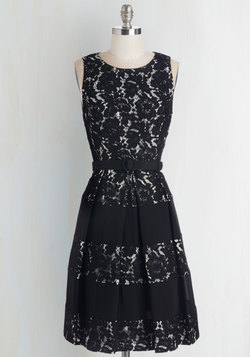 Lacy Sassy Cool Dress