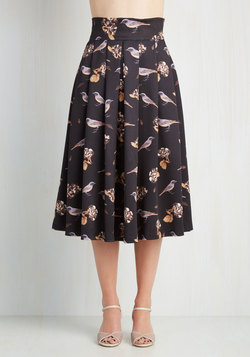 Flight to be Seen Skirt