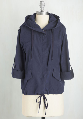 Versatile Reality Jacket in Navy