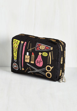 The Cosmetic Connection Makeup Bag