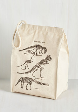 Part of a Balanced Dino Lunch Bag