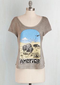 Ain't It Range? Tee in America