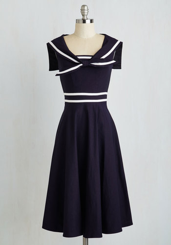Pleasing to the Aye Dress $189.99 AT vintagedancer.com