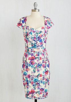 Fleur and Peace Dress