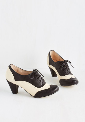Cause for Collaboration Heel in Monochrome