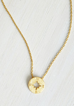 Such Navigate Heights Necklace