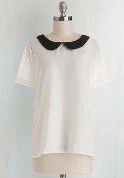 Guest Appearance Top in White