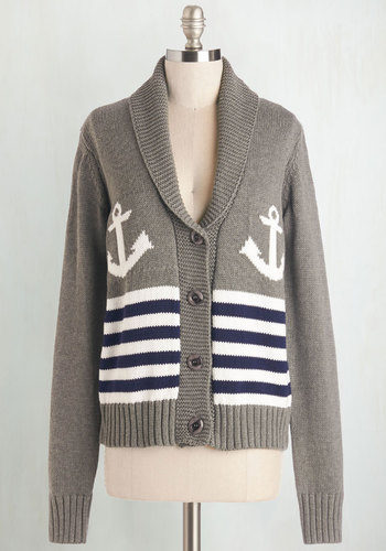 Sail Mail Cardigan