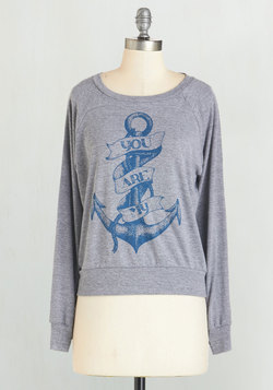 Look, Line, and Sinker Sweatshirt