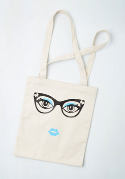 Got My Nearsights Set On You Tote