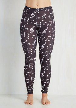Fresh Take Leggings in Tuneage