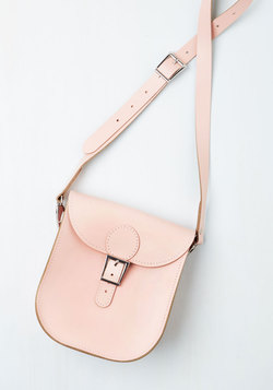 Tasteful in Transit Bag in Blush