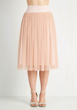Patron Prestige Skirt in Pink