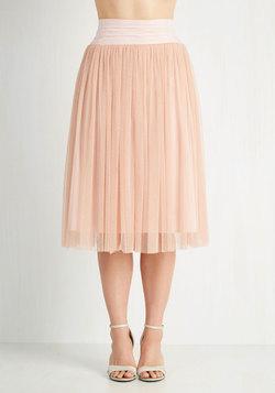 Patron Prestige Skirt in Pink