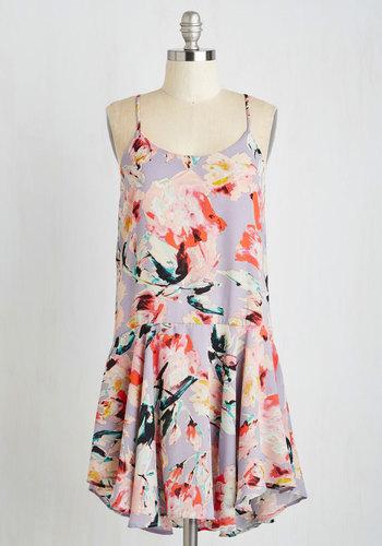 Coastally Coquettish Dress
