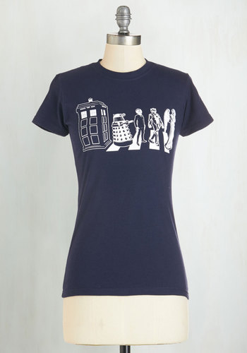 Doctor Who's Next? Tee