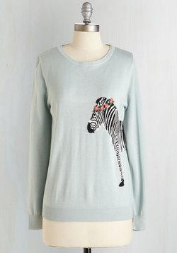 The Wildlife I Lead Sweater
