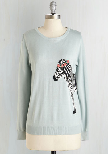 The Wildlife I Lead Sweater