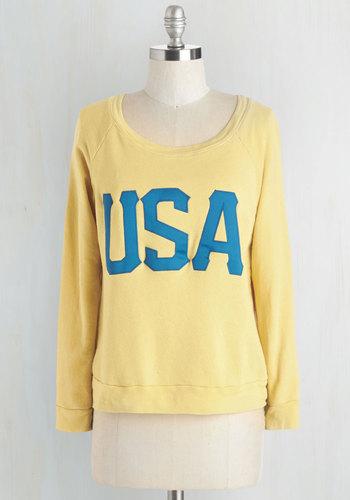 Mod in America Sweatshirt