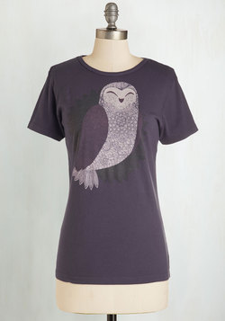 Owl We're Talkin' Tee