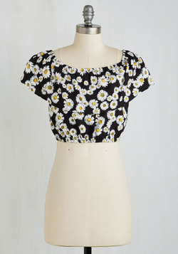 Daisy Kind of Love Top