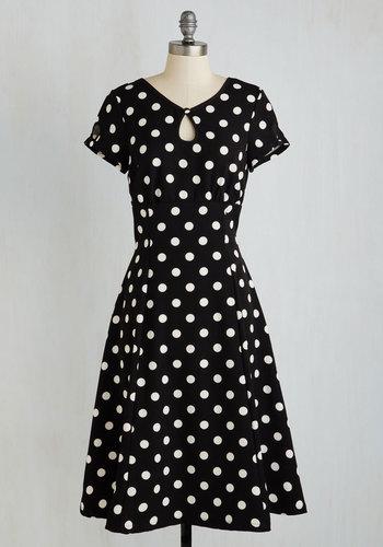 The Keyhole to Success Dress $64.99 AT vintagedancer.com