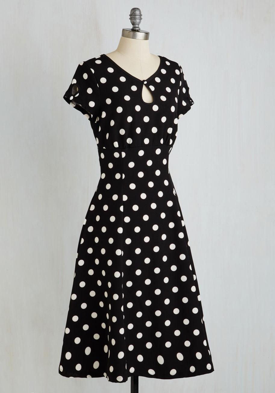 Polka Dot Dresses The