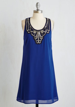 Idea on Arrival Dress in Sapphire