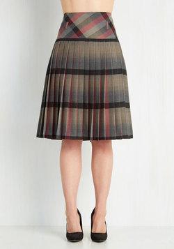 Scholarly Statement Skirt