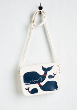 Doing Whale These Days Bag