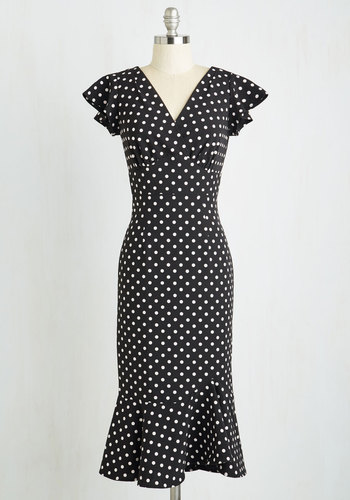 Noteworthy to Self Dress $174.99 AT vintagedancer.com